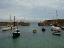Mousehole, from The Calm before the Storm